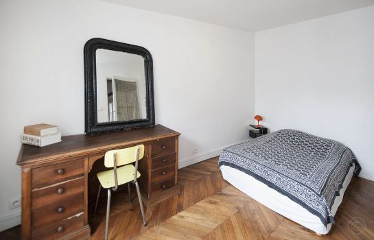 Camera standard BP Apartments - Cozy Montmartre
