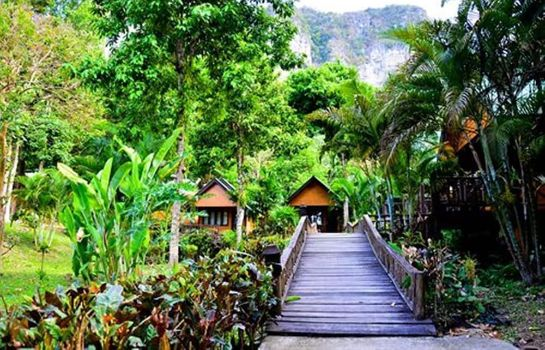 Omgeving Dream Valley Resort Tonsai Beach