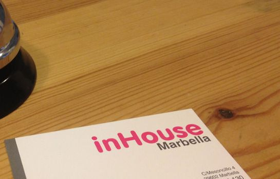 Reception InHouse Marbella Hostel