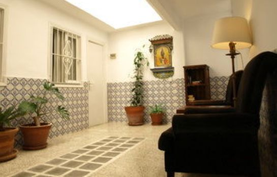 Interior view InHouse Marbella Hostel