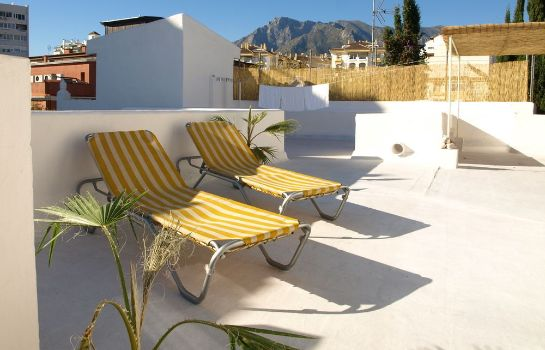 Terrace InHouse Marbella Hostel