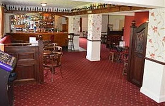 Hotel bar Bricklayers Arms