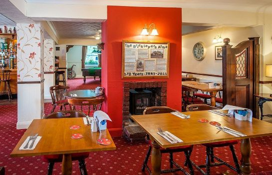 Bar del hotel Bricklayers Arms