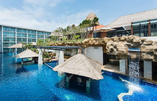 Vista exterior The Sakala Resort Bali - All Suites