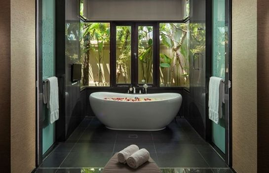 Bagno in camera The Sakala Resort Bali - All Suites