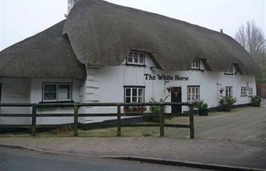 Vista exterior The White Horse
