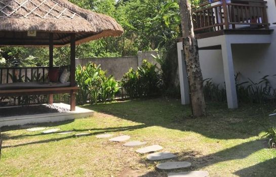 Garten The Luku Boutique Villa and Gallery The Luku Boutique Villa and Gallery