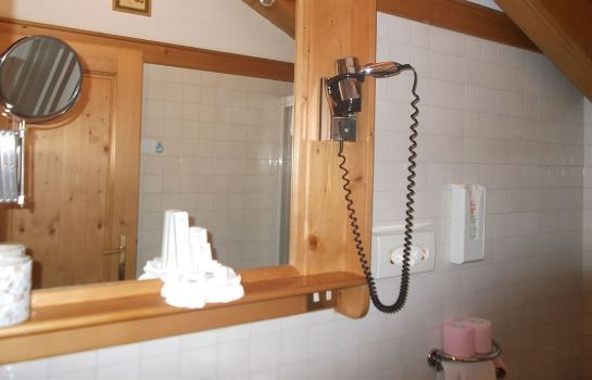 Bathroom Hotel da Beppe Sello