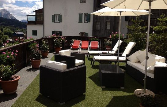Terrace Hotel da Beppe Sello