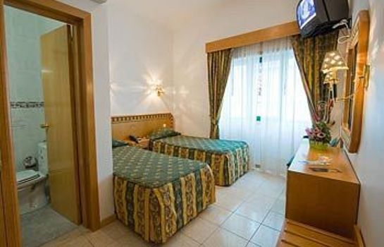 Chambre double (standard) Real Caparica Hotel