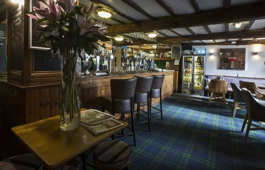 Bar del hotel The Farmers Ulverston