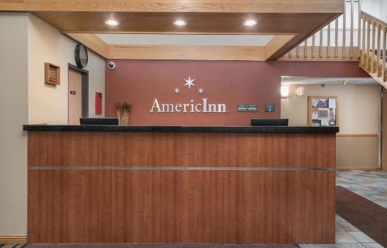 Réception AmericInn Lodge & Suites Bemidji