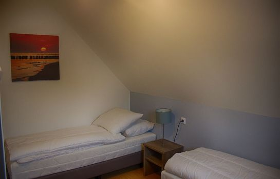 chambre standard Holiday Suites Hardelot - Equihen