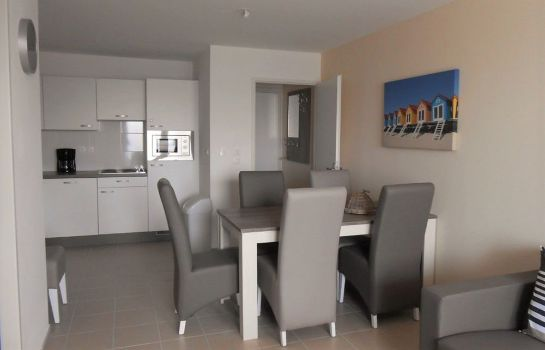 Informacja Holiday Suites Bray-Dunes
