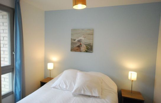 Camera standard Holiday Suites Bray-Dunes