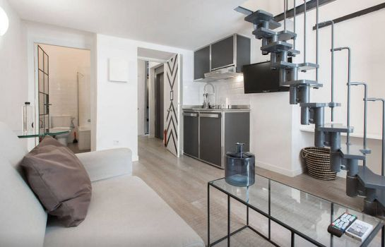 Single room (standard) No 5 - The Streets Apartments Barcelona