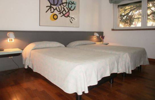 Junior Suite Albergo Villa & Roma
