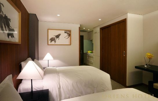 Double room (superior) Oriens Hotel & Residences