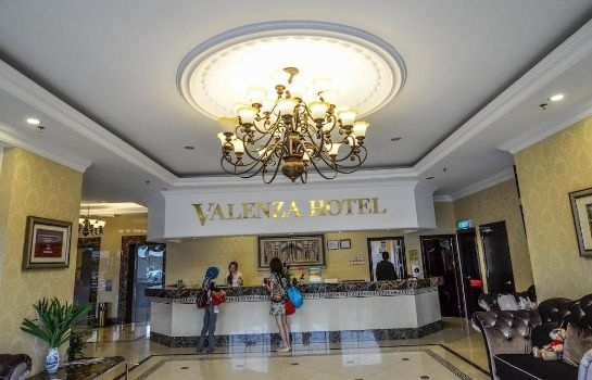 Empfang Valenza Hotel & Cafe Valenza Hotel & Cafe