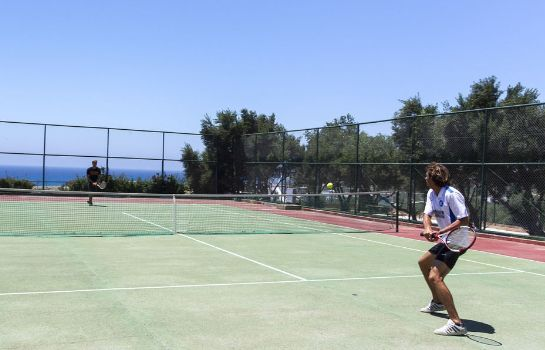Tennisbaan Sunshine Crete Beach - All Inclusive