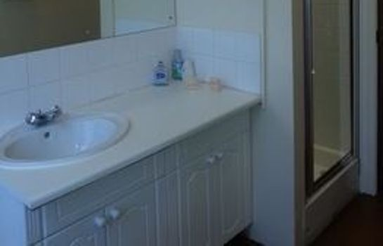 Bagno in camera Excel Guest House