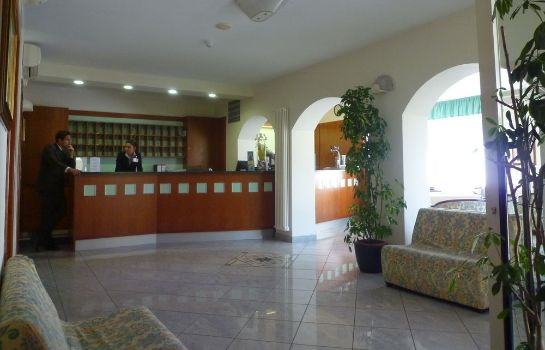 Reception Hotel Riva