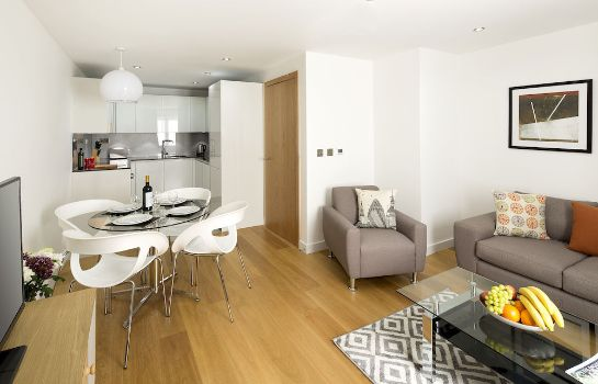 Info ALDGATE by Q Apartments