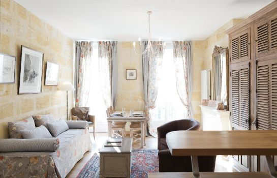 Standard room Appartements - Visit in Bordeaux