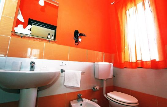 Bagno in camera B&B Kosmos