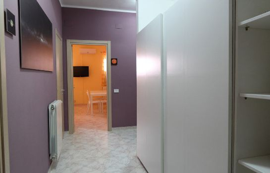 Vista all'interno B&B Kosmos