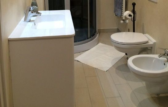 Bagno in camera B&B Al Castello