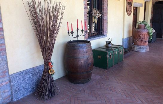 Vista all'interno B&B Al Castello