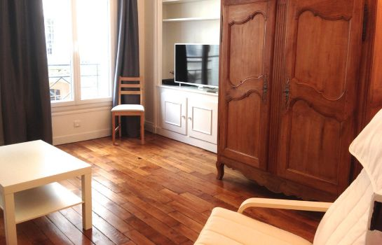 Vista all'interno Appartement Neuilly