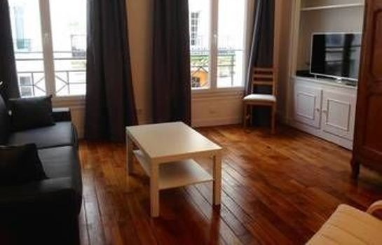 Camera standard Appartement Neuilly