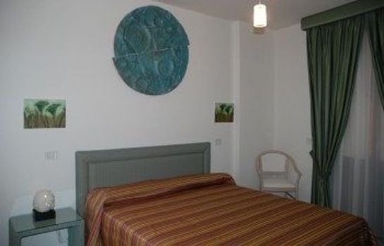 Single room (standard) Le Dodici Lune