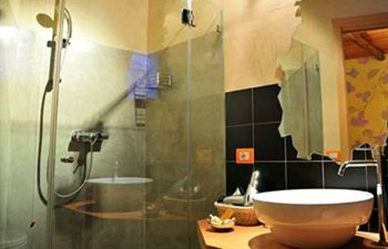 Bagno in camera Dimora Le Nove Fate