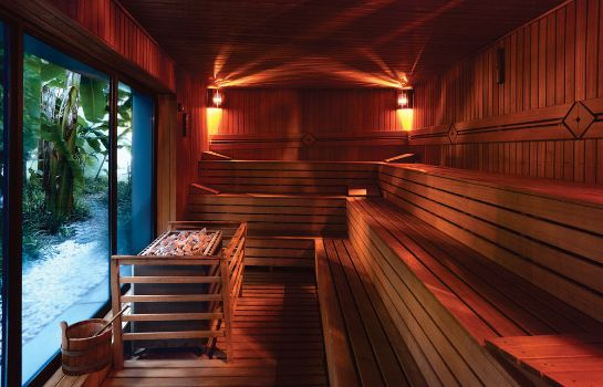 Sauna Cornelia De Luxe Resort - All Inclusive