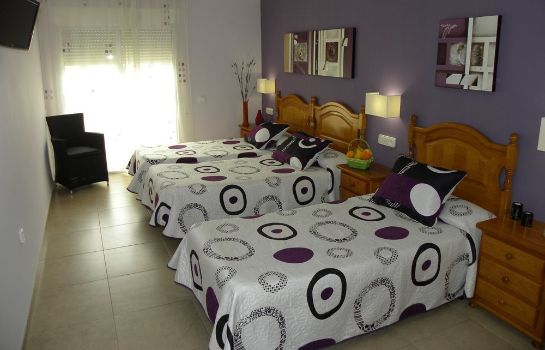 Triple room Hotel Noguera