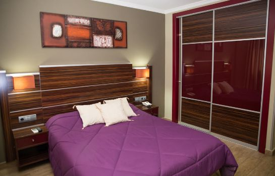 Double room (superior) Hotel Noguera