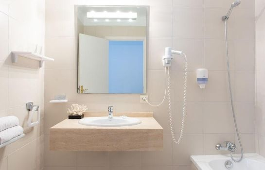 Bagno in camera Lemar Apartments