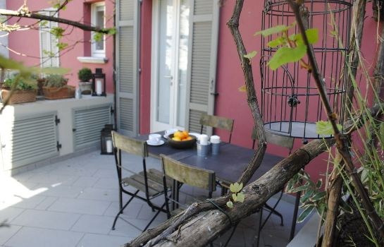 Terrasse Apartments and Rooms Il Vicolo