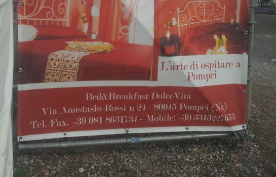 Photo Bed and Breakfast Dolcevita Pompei