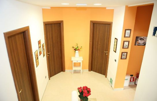 Vista all'interno Bed and Breakfast Dolcevita Pompei