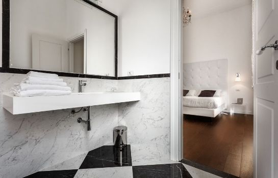Badezimmer Cagliari Boutique Rooms