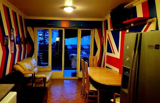 Hotelhalle London Connection Hostel