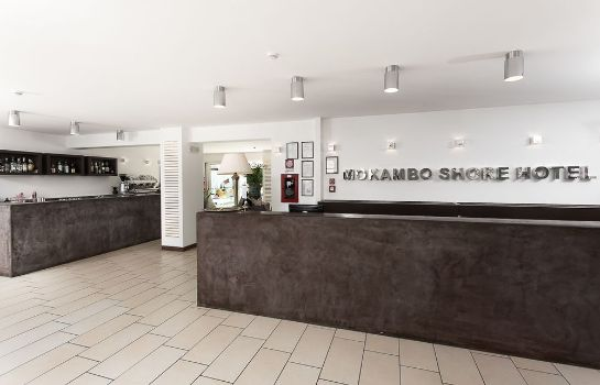Empfang Color Mokambo Shore Design Hotel