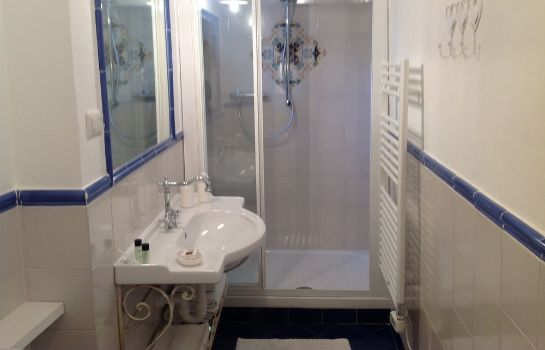 Bagno in camera Michelangeli B&B