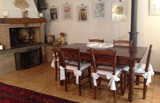 Vista all'interno Michelangeli B&B
