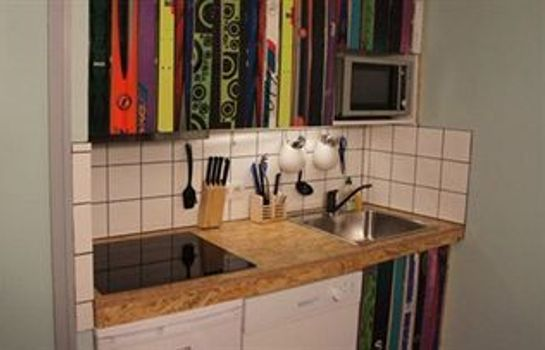 Keuken in de kamer Gravity Fabulous
