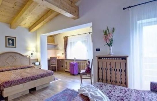 Single room (superior) Des Alpes